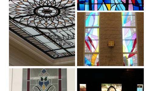 شیشه های دکوراتیو تزئینی