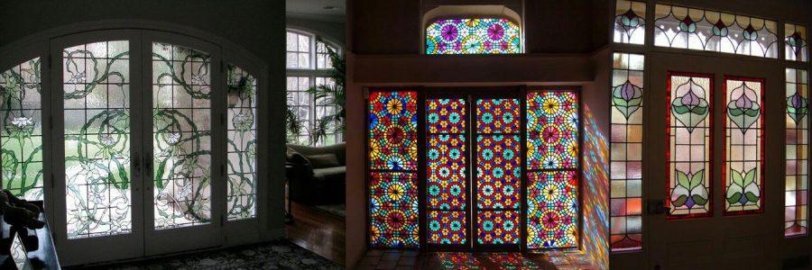 شیشه های اروسی و سنتی