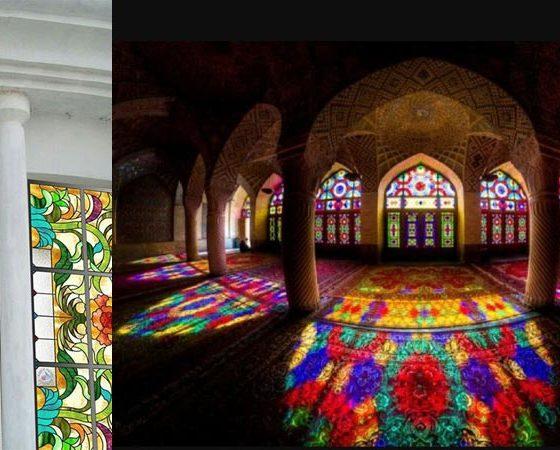 مرکز هنری نقش و نور شیشه