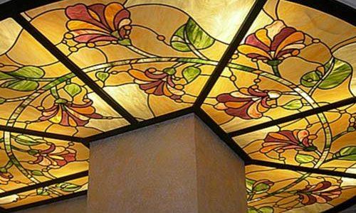 شیشه های تزئینی ویترای