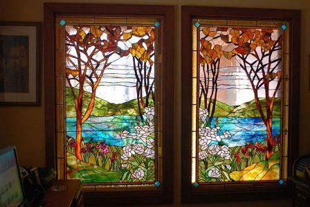 پنجره های ویترای
